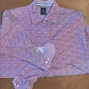 Tailorbyrd Men's Dress Shirt